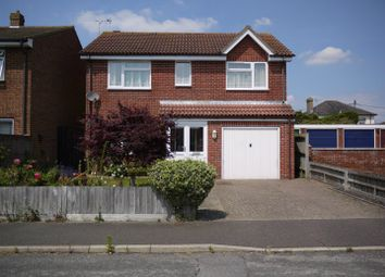 Thumbnail 3 bed detached house for sale in Fairfield Close, Burgess Hill