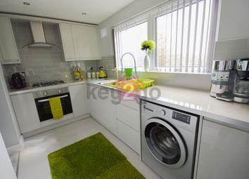 Thumbnail 3 bedroom flat for sale in Hazlebarrow Crescent, Sheffield