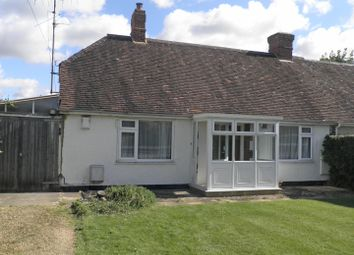 Thumbnail 2 bed semi-detached bungalow to rent in Woodstock Road, Yarnton, Kidlington