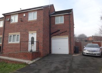 Thumbnail 4 bed detached house to rent in David Lane, Batley Carr