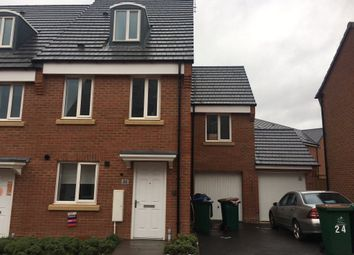 Thumbnail 4 bed terraced house to rent in Middlesex Road, Stoke Village