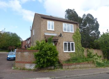 Thumbnail 3 bed detached house for sale in William Groom Avenue, Dovercourt, Harwich