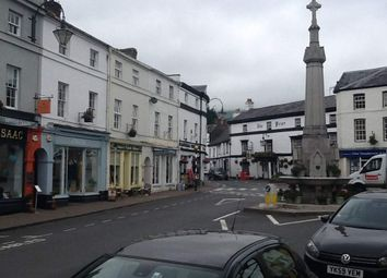 Thumbnail Retail premises for sale in Crickhowell, Powys