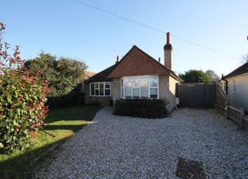 Thumbnail 3 bed detached bungalow to rent in Parklands Road, Chichester