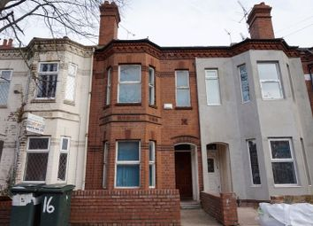 Thumbnail 4 bed terraced house to rent in Wren Street, Coventry