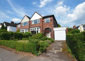 Thumbnail 3 bed semi-detached house for sale in Court Lane, Wolstanton, Newcastle-Under-Lyme