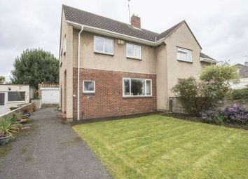 Thumbnail 3 bed semi-detached house for sale in St. Francis Road, Keynsham, Bristol