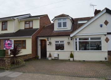 Thumbnail 3 bed semi-detached house for sale in Chestnut Avenue, Hornchurch