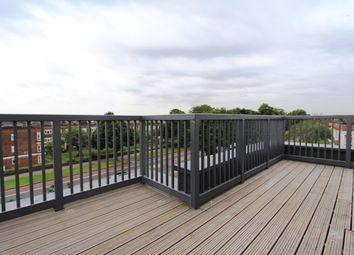 Thumbnail 2 bedroom flat to rent in Longbridge Road, Barking, Essex