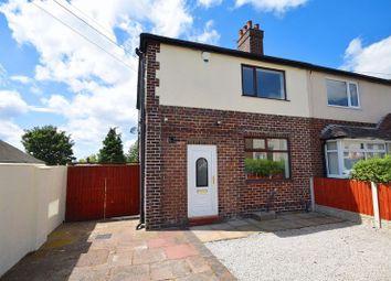 Thumbnail 2 bed semi-detached house for sale in Chapel Street, Bucknall, Stoke-On-Trent