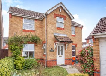 Thumbnail 4 bed detached house for sale in St. Edmunds Court, Grimsby