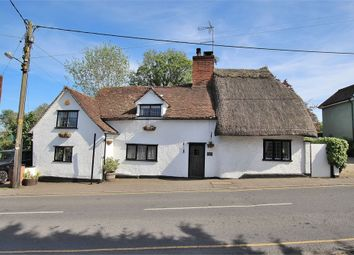 Thumbnail 4 bed detached house for sale in Rosemary Lane, Dunmow