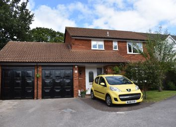 Durham Close, Exmouth EX8. 4 bed detached house