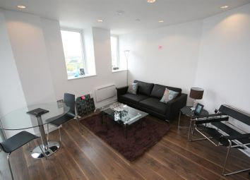 Thumbnail 1 bed flat to rent in Theheart, Mediacityuk, Salford Quays