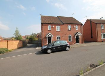 Thumbnail 3 bedroom semi-detached house to rent in Swallow Crescent, Ravenshead, Nottingham