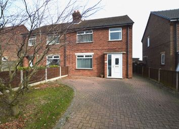 Thumbnail 3 bed semi-detached house for sale in Long Lane, Middlewich