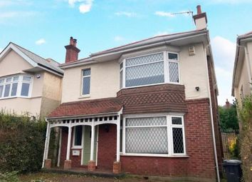 Thumbnail 4 bed detached house for sale in Bournemouth, Dorset, England