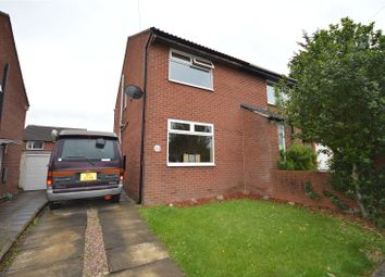 Thumbnail 2 bed semi-detached house for sale in Beechcroft View, Leeds, West Yorkshire