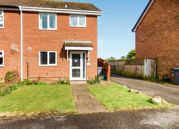 2 bed semi-detached house for sale in Farrow Close, Leiston IP16