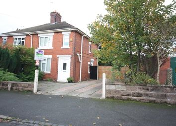 Thumbnail 3 bedroom semi-detached house for sale in Gordon Road, Sandyford, Stoke-On-Trent
