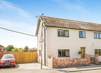 Thumbnail 3 bed semi-detached house for sale in Ellesmere Road, St. Martins, Oswestry
