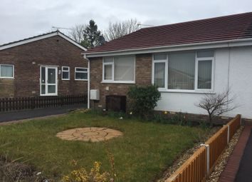 Thumbnail 2 bed bungalow to rent in Lapwing Gardens, Worle