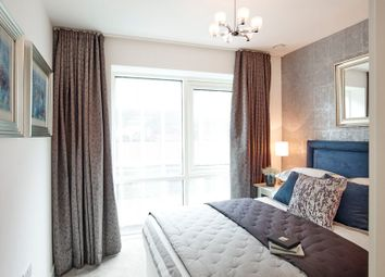 Thumbnail 1 bedroom flat for sale in Longfield Avenue, London