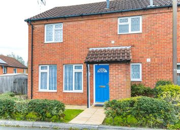 Thumbnail 3 bedroom semi-detached house to rent in Nicholas Mead, Great Linford, Milton Keynes