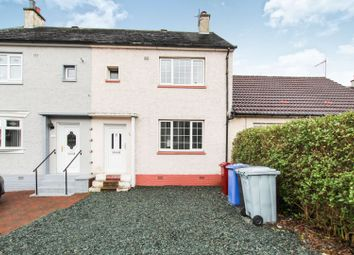 Thumbnail 2 bedroom terraced house for sale in Baillie Drive, Glasgow