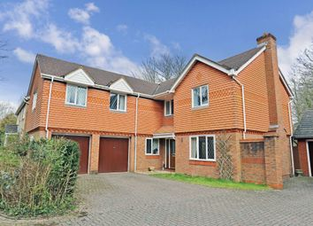 Thumbnail 5 bedroom detached house for sale in Quayside, Church Lane, Botley, Southampton