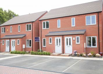 Thumbnail 2 bed semi-detached house to rent in Stayers Road, Bessacarr, Doncaster