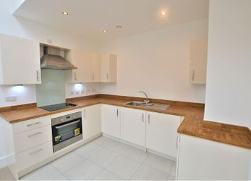 Thumbnail 1 bed flat to rent in Cowper Street, Wheatsheaf Works, Knighton Fields, Leicester