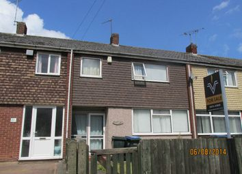 Thumbnail 3 bed terraced house for sale in Dunster Place, Coventry