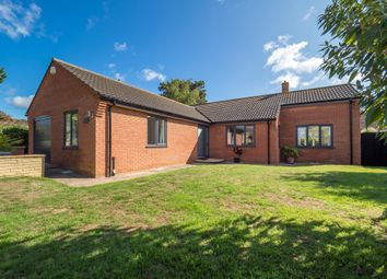 Thumbnail 3 bed detached bungalow for sale in Orchard Close, Sheringham