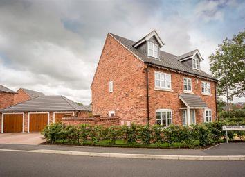5 bed detached house for sale in Poppyfields Meadow, Allestree, Derby DE22