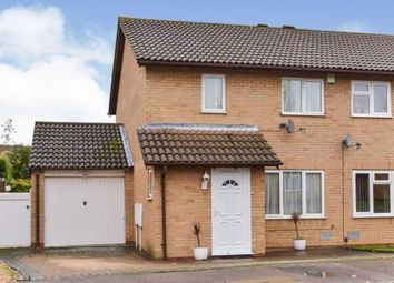 Thumbnail 3 bed semi-detached house for sale in Orne Gardens, Bolbeck Park, Milton Keynes, Bucks