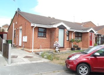 Thumbnail 2 bed semi-detached bungalow for sale in Fenton Close, South Kirkby, Pontefract