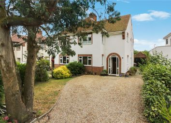 Thumbnail 3 bedroom semi-detached house for sale in The Avenues, Norwich