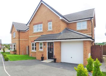 Thumbnail 4 bed detached house for sale in Kingfisher Drive, Heysham, Morecambe