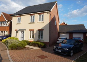 Thumbnail 5 bed detached house for sale in Wadham Close, Romsey