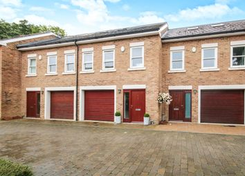 Thumbnail 4 bed town house for sale in Kingfisher Close, Broxbourne