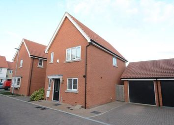 Thumbnail 3 bed detached house for sale in Basildon, Essex