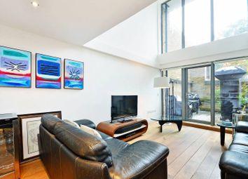 Thumbnail 3 bed flat to rent in Cubitt Street, King's Cross
