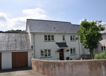 Thumbnail 3 bed link-detached house for sale in Liverton Drive, Swimbridge, Barnstaple