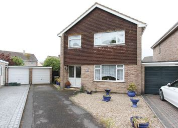 Thumbnail 3 bed detached house for sale in Hill Moor, Clevedon
