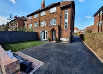 Thumbnail 2 bed flat to rent in Givendale Road, Scarborough