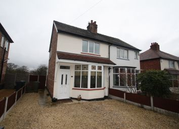 Thumbnail 2 bed property to rent in Green Avenue, Davenham, Northwich