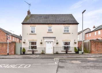 Thumbnail 3 bed detached house for sale in Drovers Close, Uttoxeter