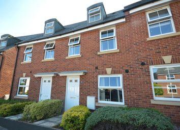 Thumbnail 3 bed terraced house for sale in Eton Walk, Exeter, Devon