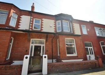 Thumbnail 4 bed terraced house for sale in Bedford Road, Wallasey